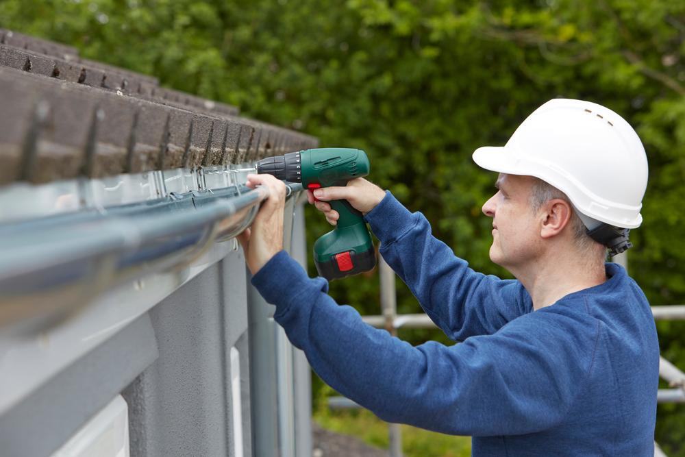 replacing gutters