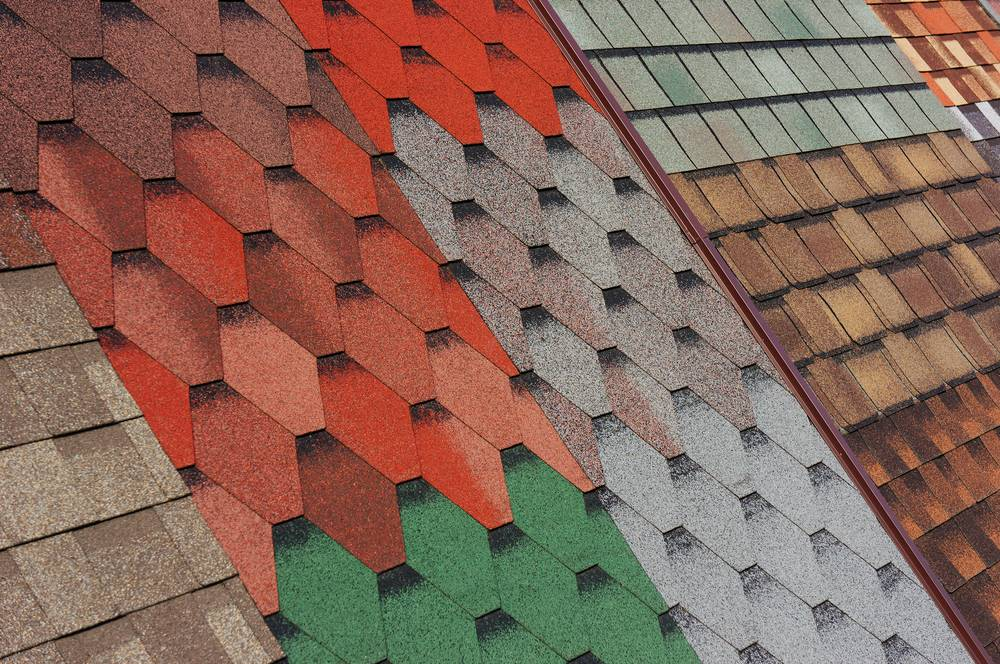 colors of shingles