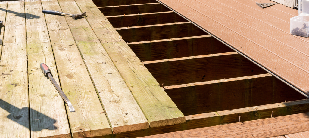 How To Know When You Need a Deck Replacement Instead of Repair