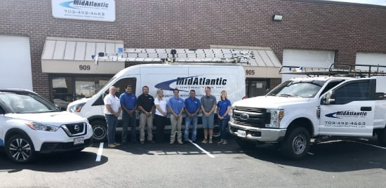 midatlantic crew and fleet