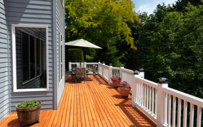 What To Consider When Planning the Size of Your Deck