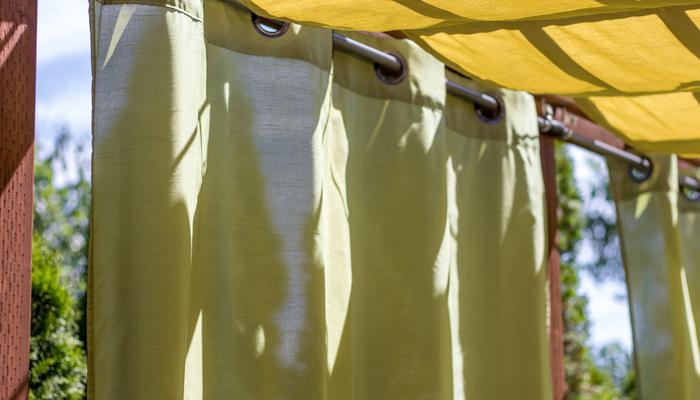 curtains for decks